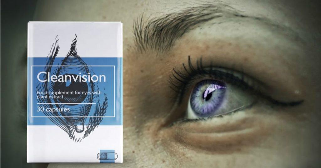 Cleanvision - poprawa widzenia - działanie - jak stosować - efekty