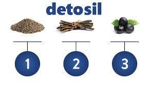 Detosil - na pasożyty i toksyny – cena – ceneo – gdzie kupić
