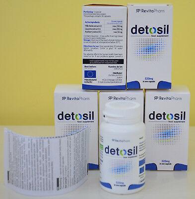 Detosil  - na pasożyty i toksyny – czy warto – działanie – allegro