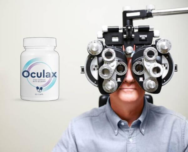 Oculax – poprawa wzroku - sklep – efekty – cena