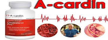 A-Cardin - wspomaga pracę serca  - opinie  – efekty - ceneo